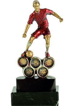Trofeo Futbolista Rojo Thumb