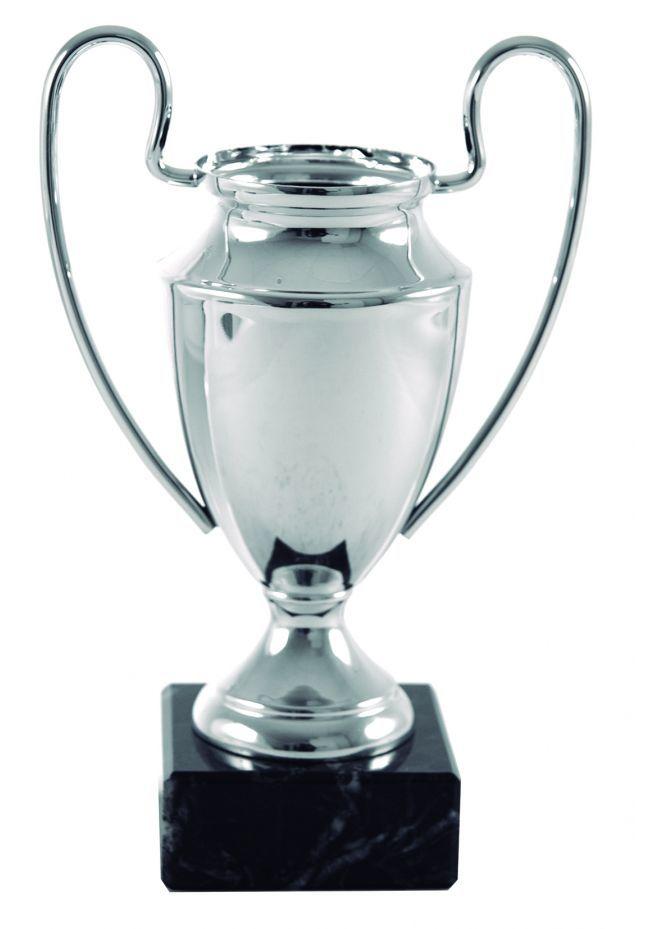Trofeo réplica de la copa de Europa