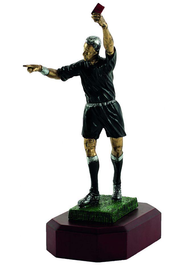 Trofeo figura árbitro