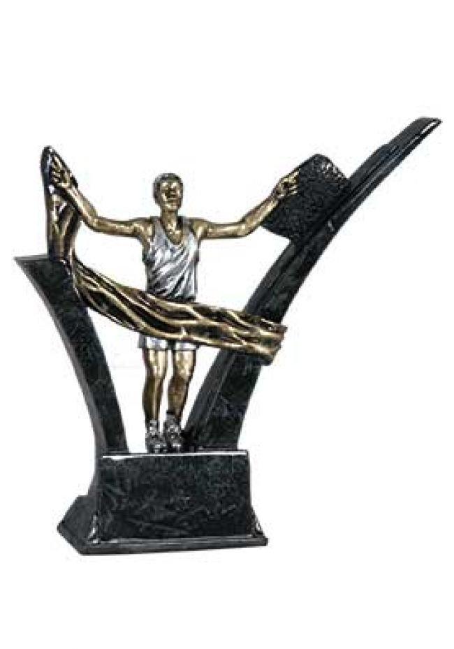 Trofeo de Cross Resina