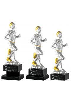Trofeo de Cross corredor resina Thumb