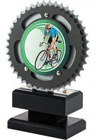Trofeo con disco de bicicleta-1