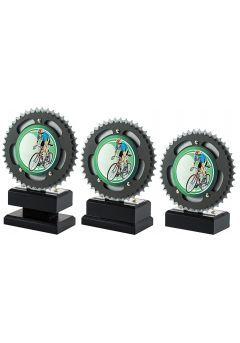 Trofeo con disco de bicicleta Thumb
