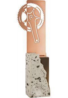 Trofeo de Mountainbike pedal y catalina Thumb
