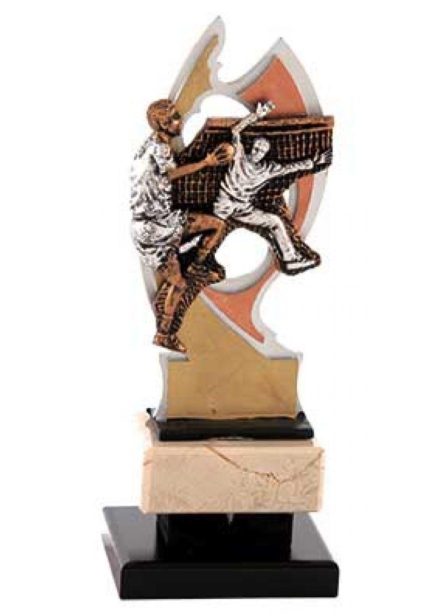 Trofeo jugada de balonmano