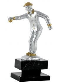 Figure bocce homme