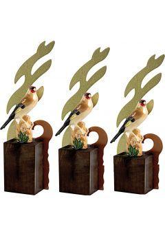 Trofeo onda pájaro Thumb