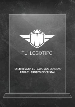 trofeo cristal p0622700