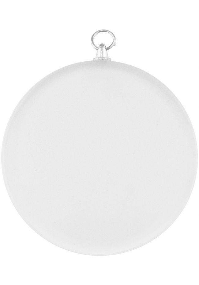 Medalla cristal de 60 mm diámetro