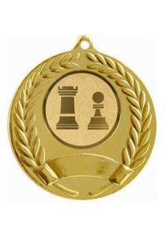 Medalla portadiscos alegórica de 40mm diámetro Thumb