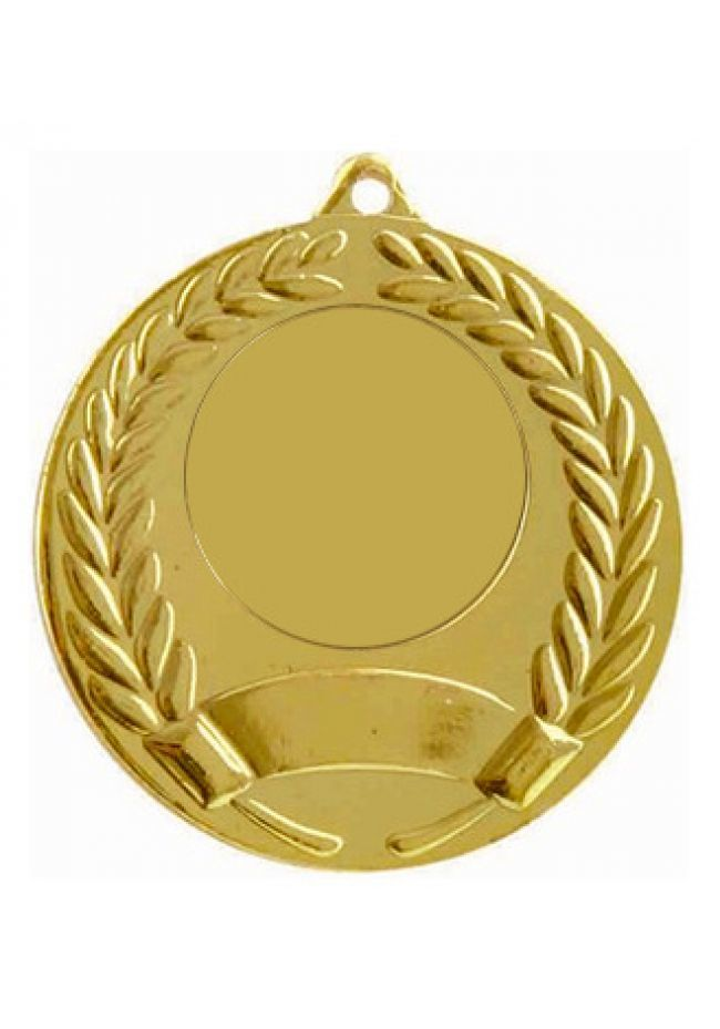 Medalla portadiscos alegórica de 40mm diámetro