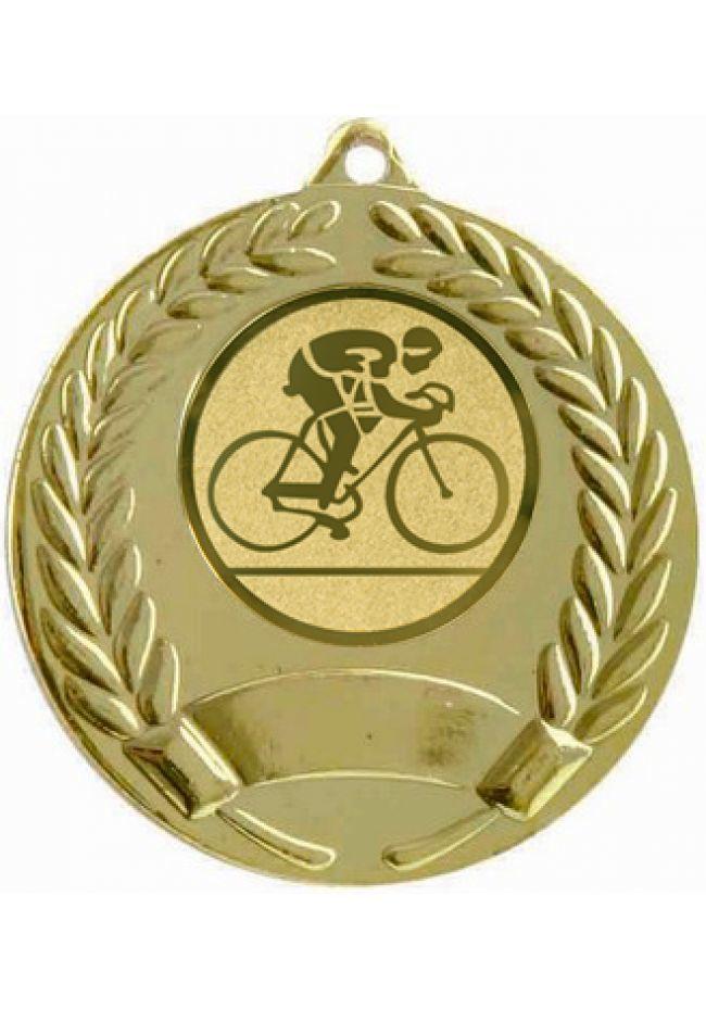 Medalla portadisco alegórica 50 mm diámetro