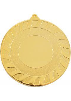 Medalla alegórica labrada portadiscos de 70 mm diámetro