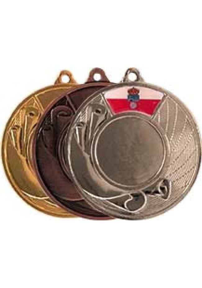 Medalla alegórica 50mm con opción adhesivo
