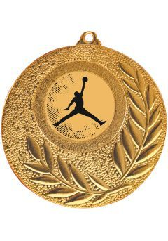 Medalla alegórica de 60 mm diámetro-4