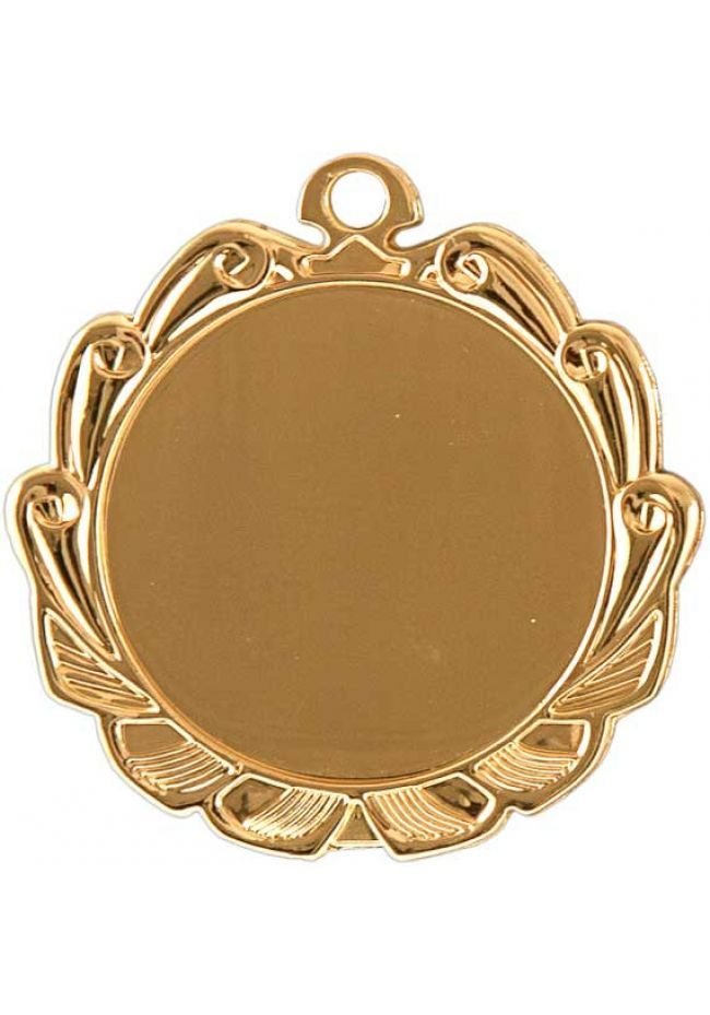 Medalla portadiscos de 70 mm diámetro