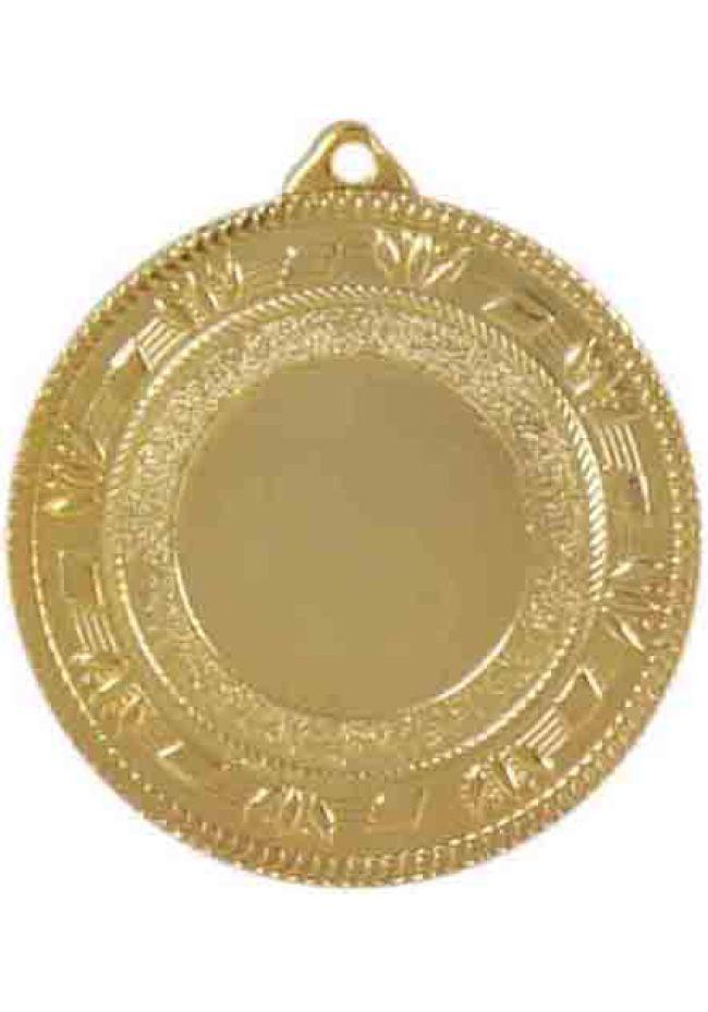 Medalla grande alegórica de 70 mm portadiscos