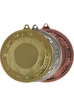 Medalla grande alegórica de 70 mm portadiscos Thumb