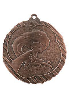Medalla alegórica en relieve alto  Thumb