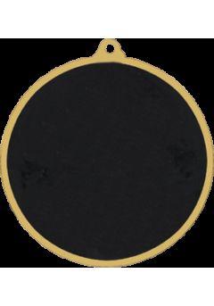 Medalla de gimnasia en relieve alto CO2