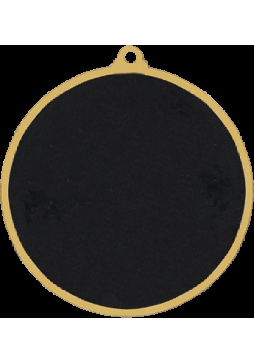 Medalla de baloncesto en relieve alto CO2