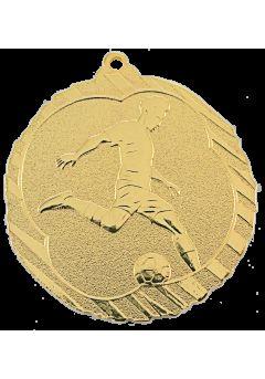 medalla de futbol en relieve alto co2 31