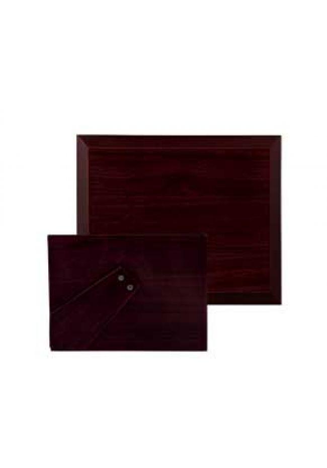 Soporte placas estándar mate apoyo madera