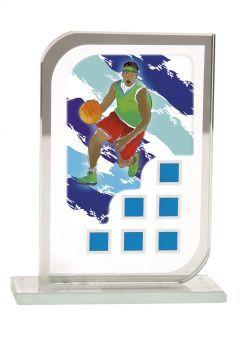 Trofeo cristal para eventos deportivos Thumb