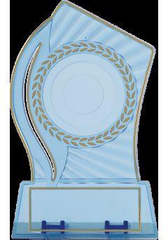 Porte sport de disque trophée