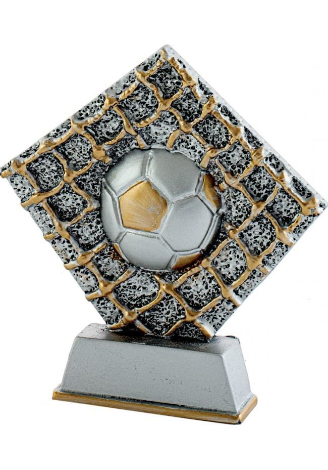Trofeo fútbol/red