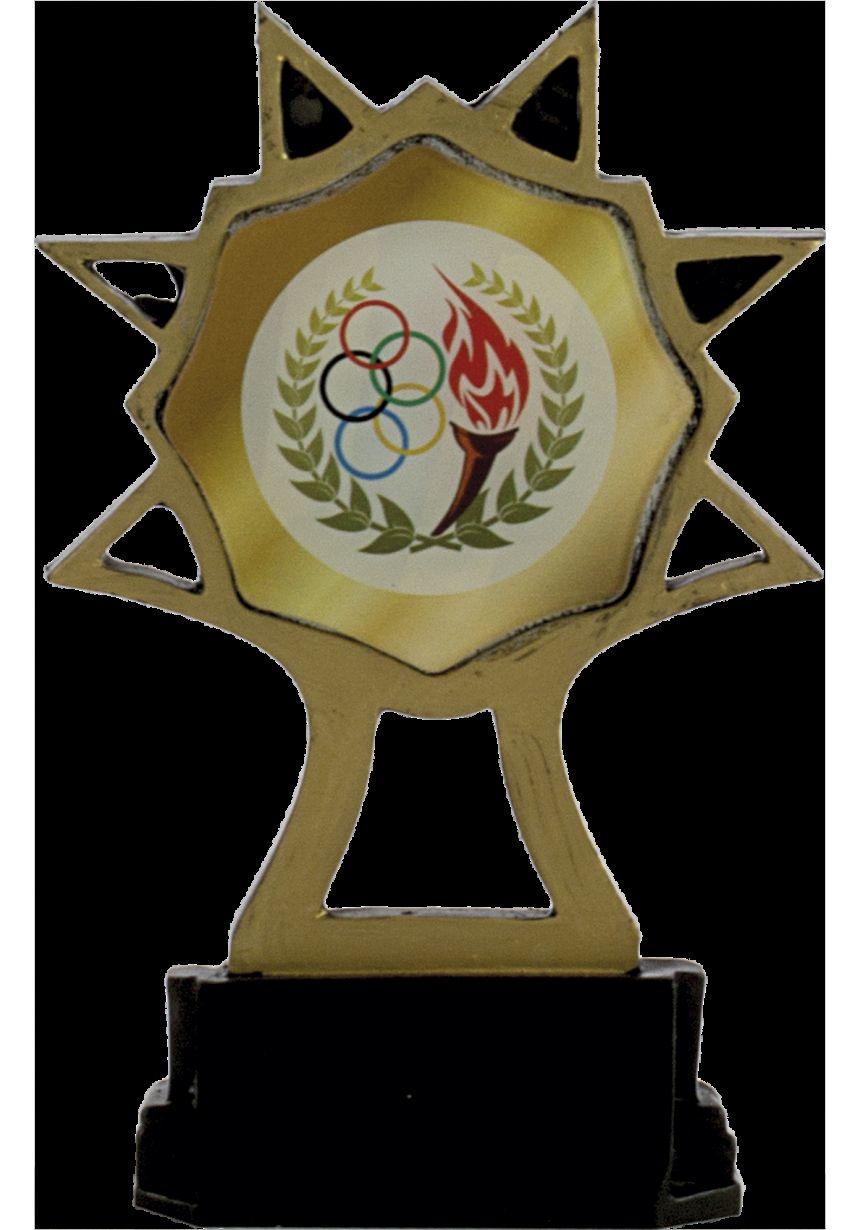 Trofeo Alegórico color