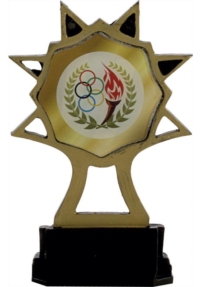 Color Allegorical trophy