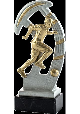 Resina de futebol trophy