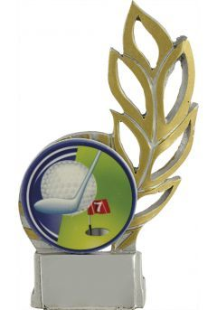 Trofeo laurel deportivo Thumb