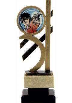 Trofeo deportivo dorado Thumb