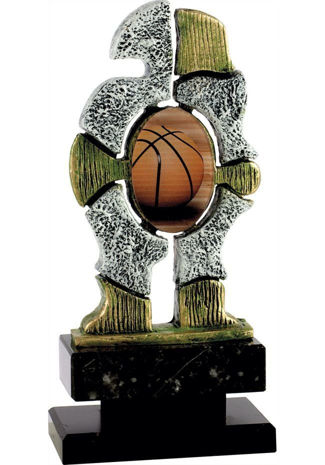 Trofeo abstracto deportivo