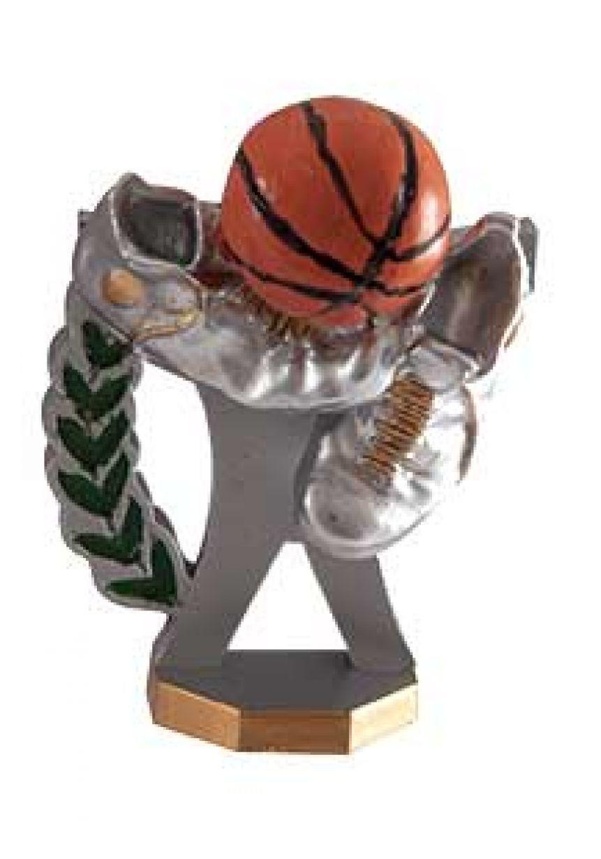 Trofeo V cristal deportivo