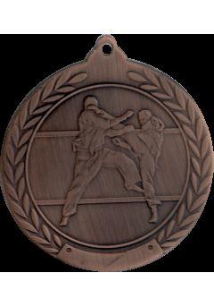 Medalla de Karate en relieve 50mm