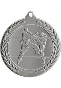 Medalla de Karate en relieve 50mm Thumb