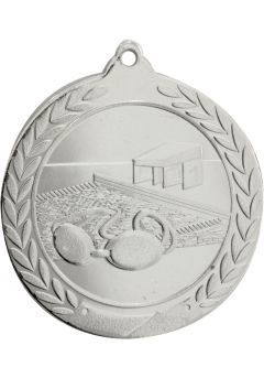Swimming medal embossed Thumb