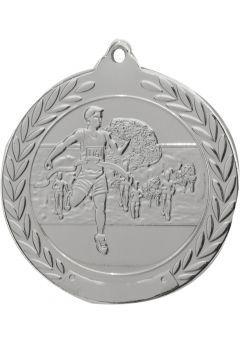 Cross medal embossed 50 mm Thumb