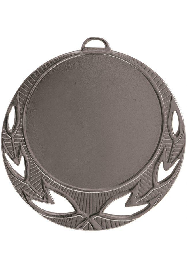Medalla con portadisco para actividades 70mm
