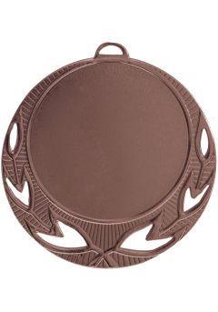 Medalla con portadisco para actividades 70mm-2