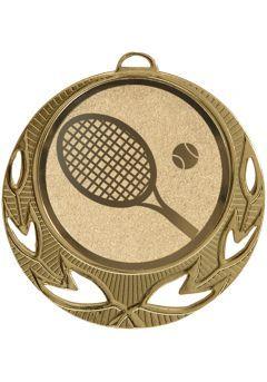 Medalla con portadisco para actividades 70mm Thumb