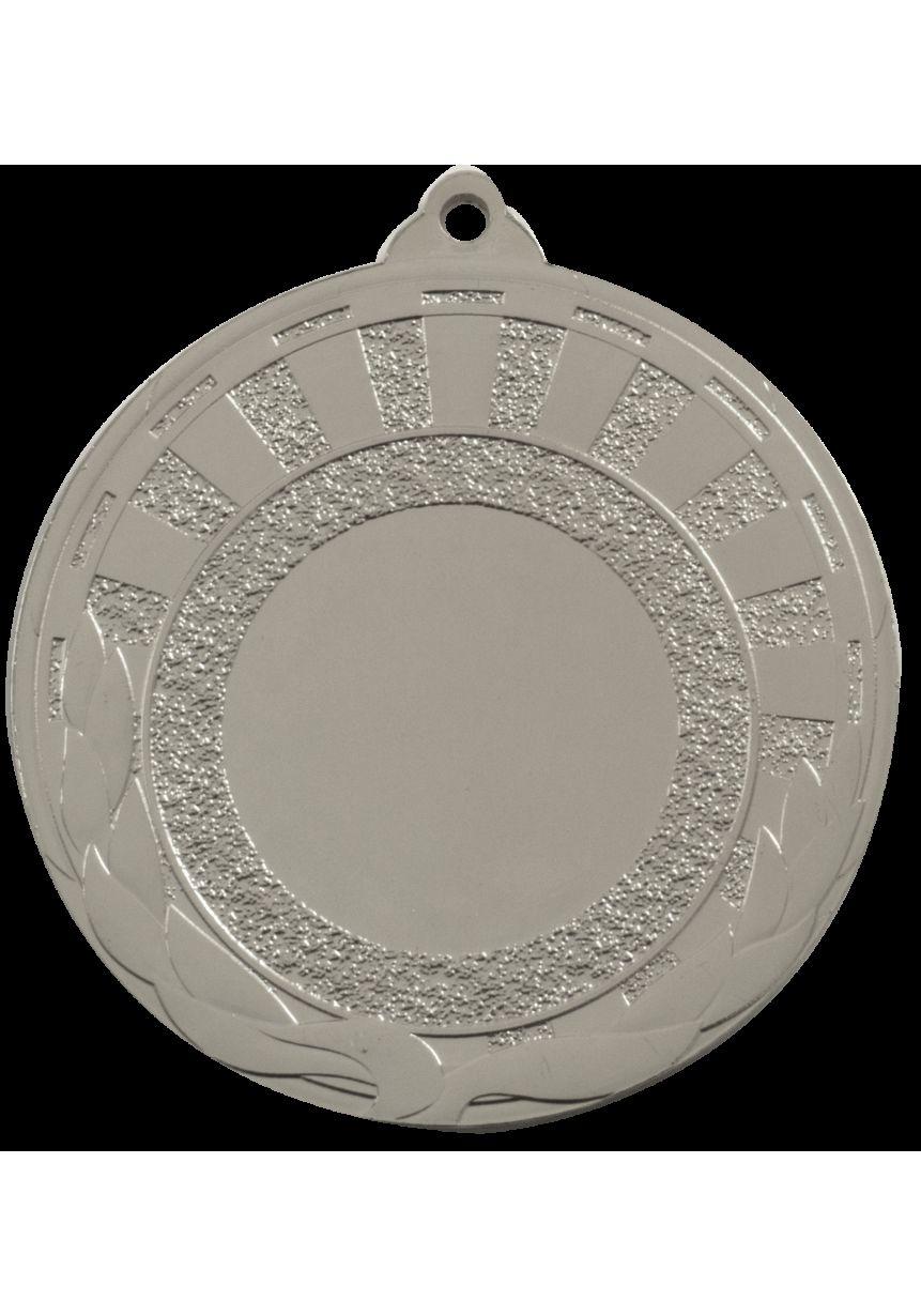 Medalla portadisco labrada estilo Azteca 50mm
