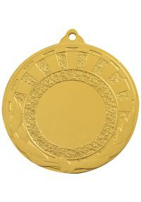 Medal carved disc holder 50 mm
