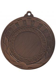 Medalla portadisco labrada estilo Azteca 50mm Thumb