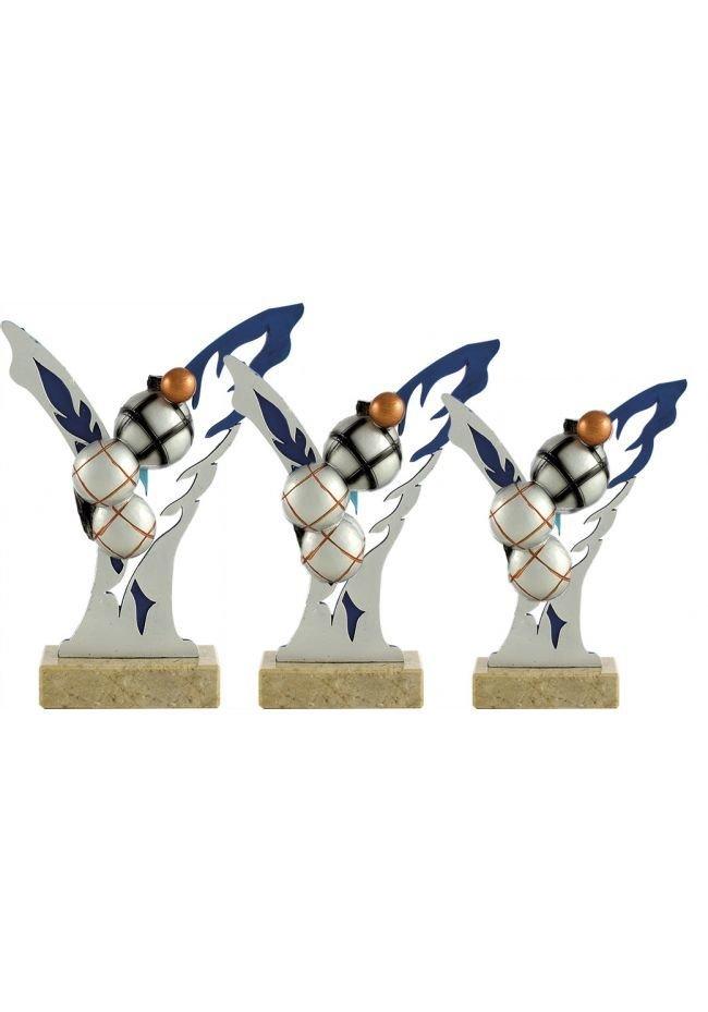 Trofeo doble espiga deportivo