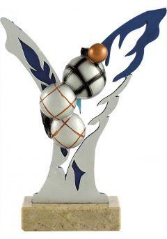 Trofeo doble espiga deportivo Thumb