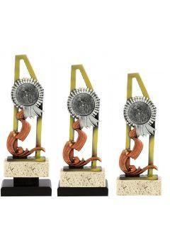 Trofeo roseta resina deportivo Thumb